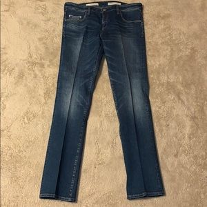 Anthropologie Pilcro Parallel Jeans Size 32